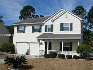 hidden lakes Bluffton SC homes for sale