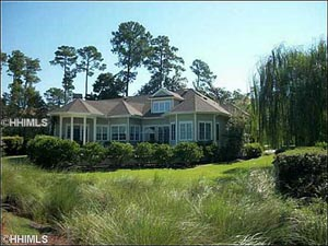 Willows Bluffton SC homes for sale